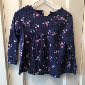 Tea Collection Floral Top